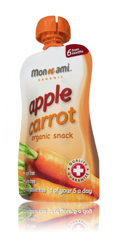 Apple with Carrot